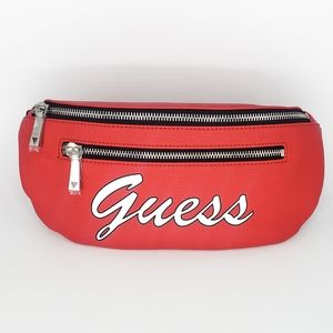 New Guess Skool's Out Waist Pack Belt Bag